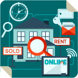 Blurbidea Real Estate Button
